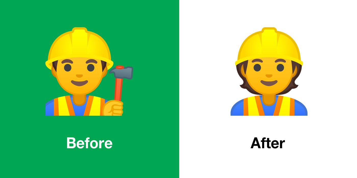Emojipedia-Android-10.0-Emoji-Changelog-Comparison-Construction-Worker