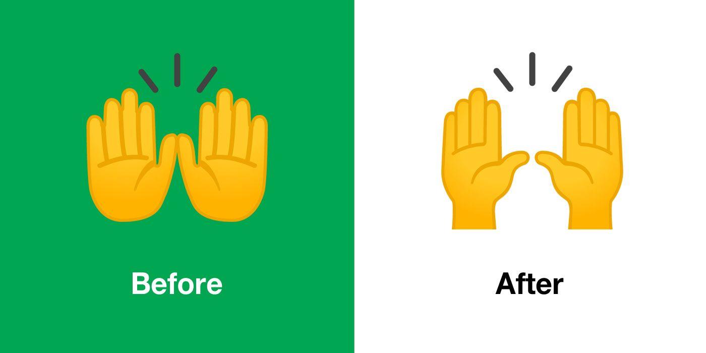 Emojipedia-Android-10.0-Emoji-Changelog-Comparison-Raised-Hands