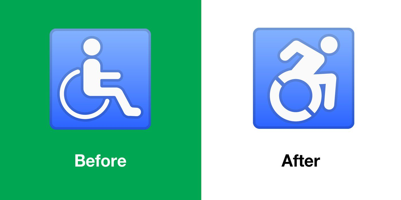 Emojipedia-Android-10.0-Emoji-Changelog-Comparison-Wheelchair-Symbol