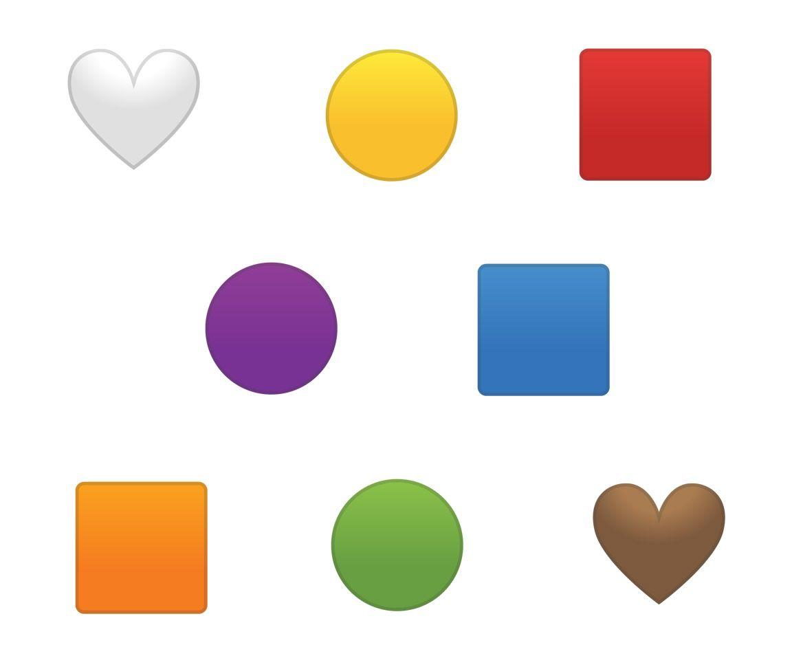 Emojipedia-Android-10.0-Emoji-Changelog-Emoji-12-Colored-Shapes