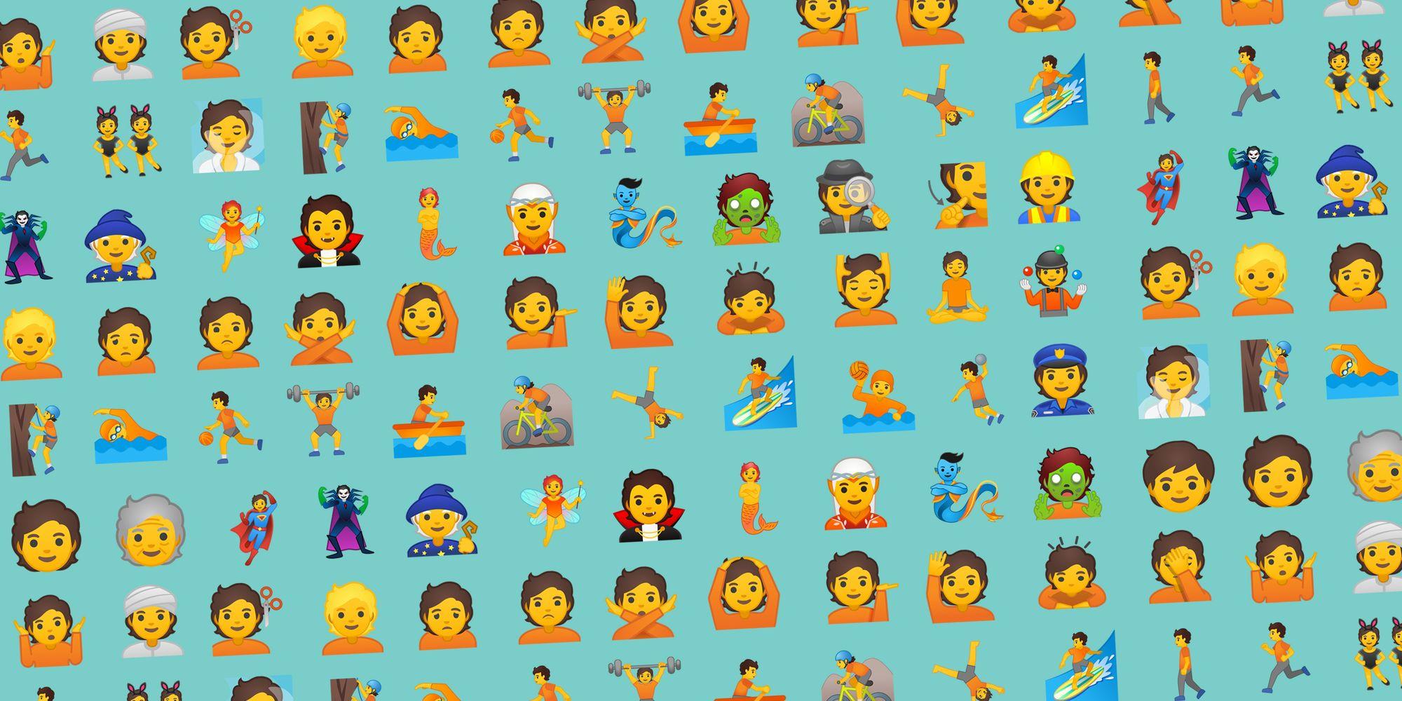 Android 10 0 Emoji Changelog