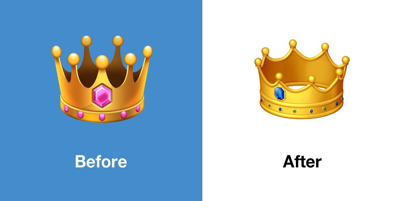 Emojipedia-Facebook-4.0-Emoji-Changelog-Comparison-Crown