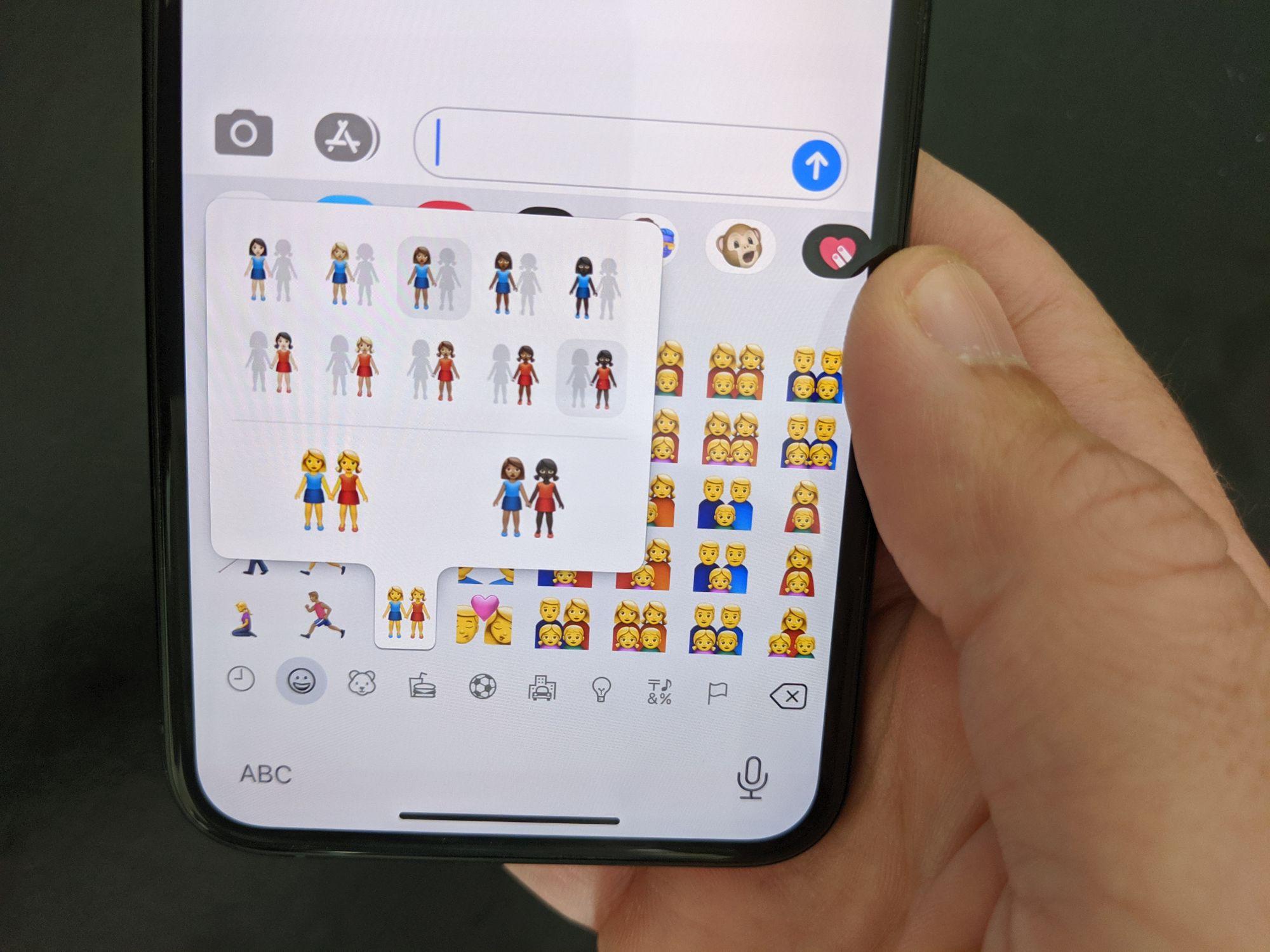 Картинки по запросу ios 13.2 emoji