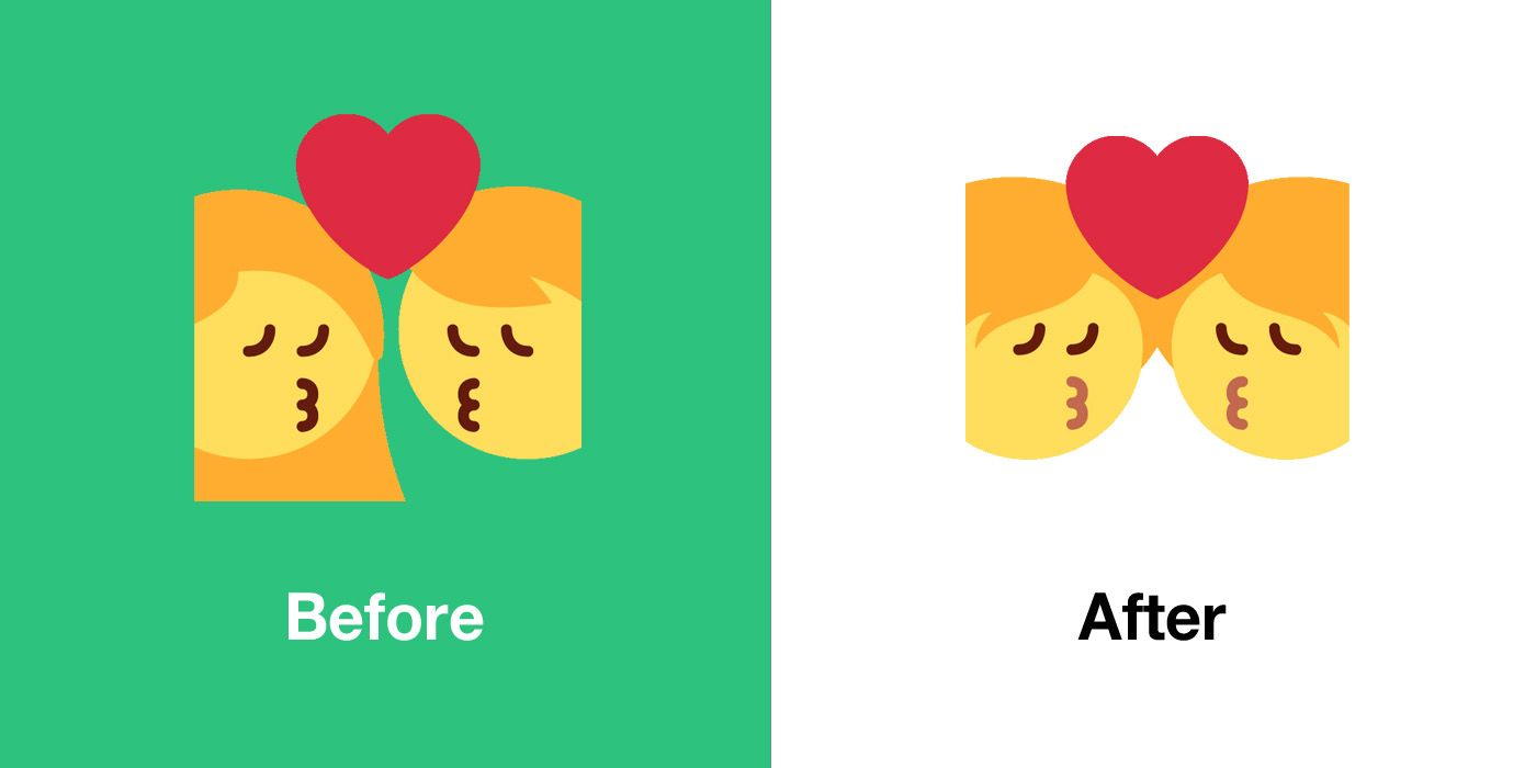 Emojipedia-Twemoji-12.3-Emoji-Changelog-Comparison-Kiss
