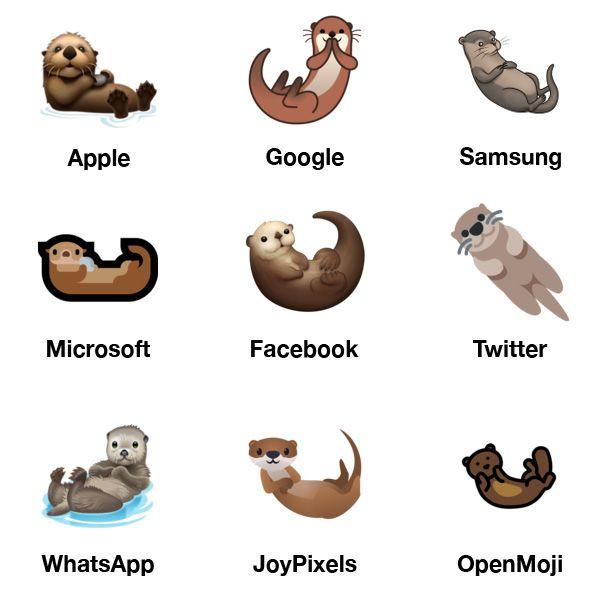 Emojipedia-2019-Emoji-Changelog-Otter