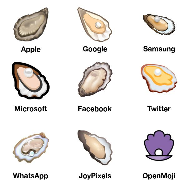 Emojipedia-2019-Emoji-Changelog-Oyster