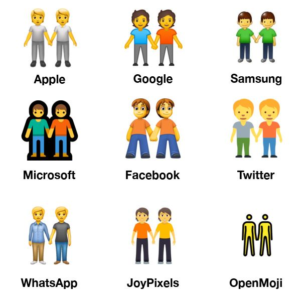 Emojipedia-2019-Emoji-Changelog-People-Holding-Hands-Comparison-1