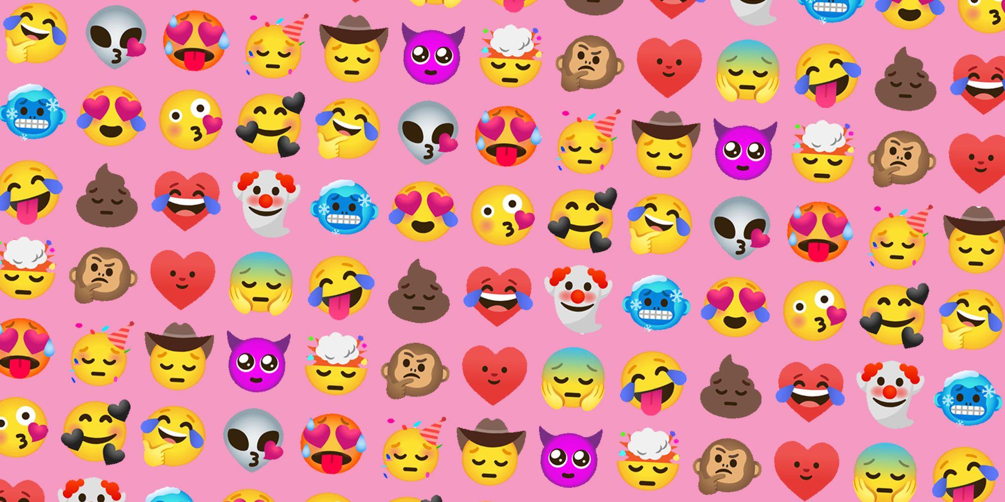 Hands On With Google S New Emoji Mashups