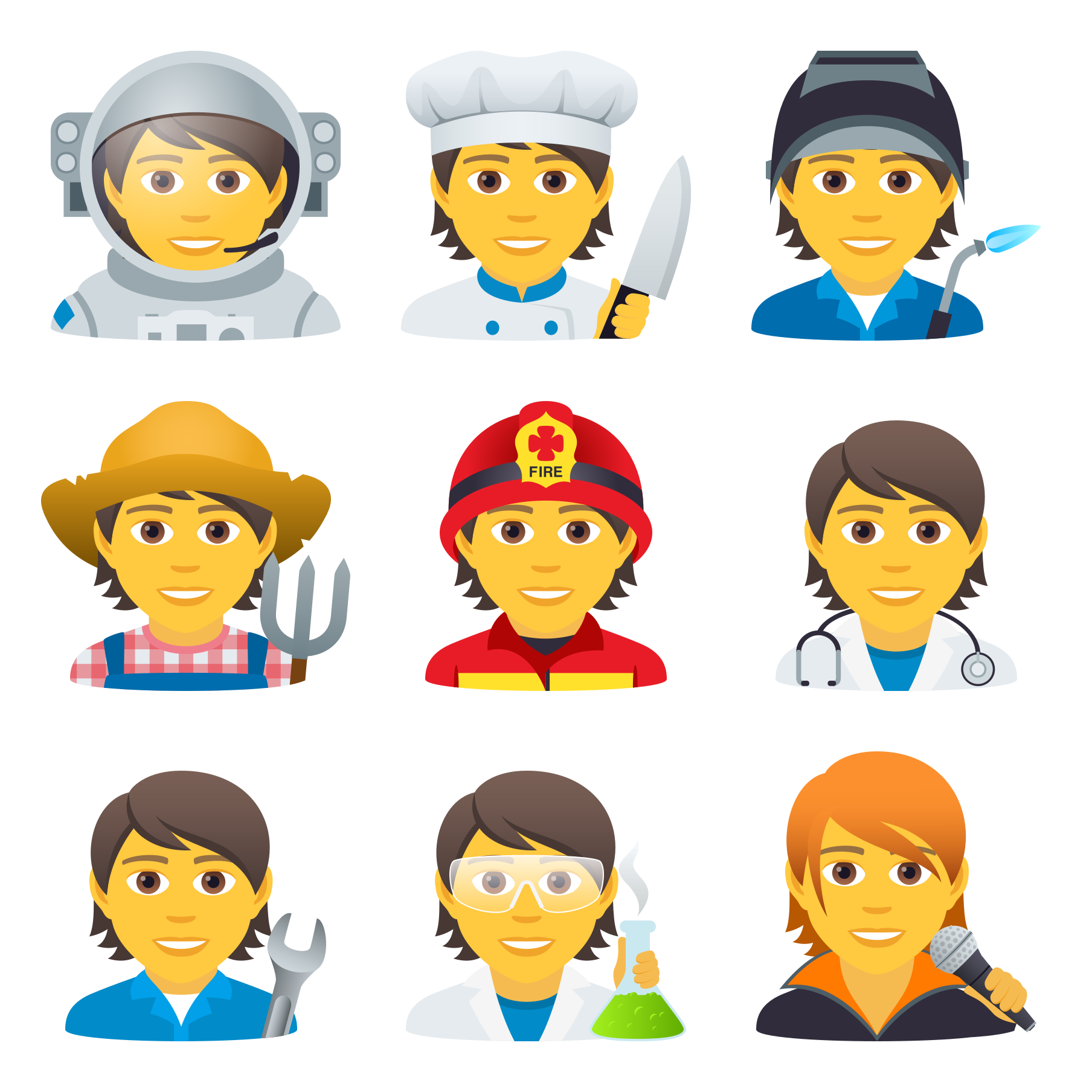 Emojipedia-JoyPixels-5.5-New-Professions-Raw