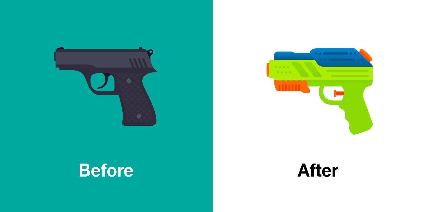 Emojipedia-JoyPixels-6.0-Pistol