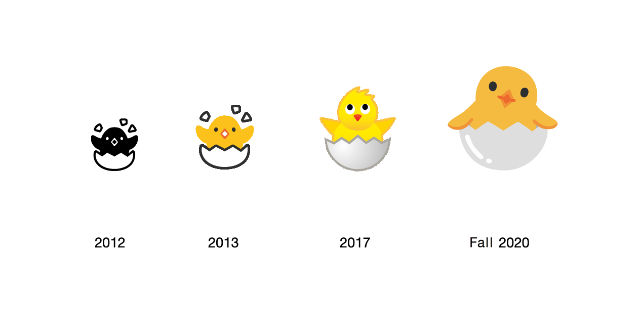 Android-11-World-Emoji-Day-Announcement-2020-Hatching-Chick-Fall-2020