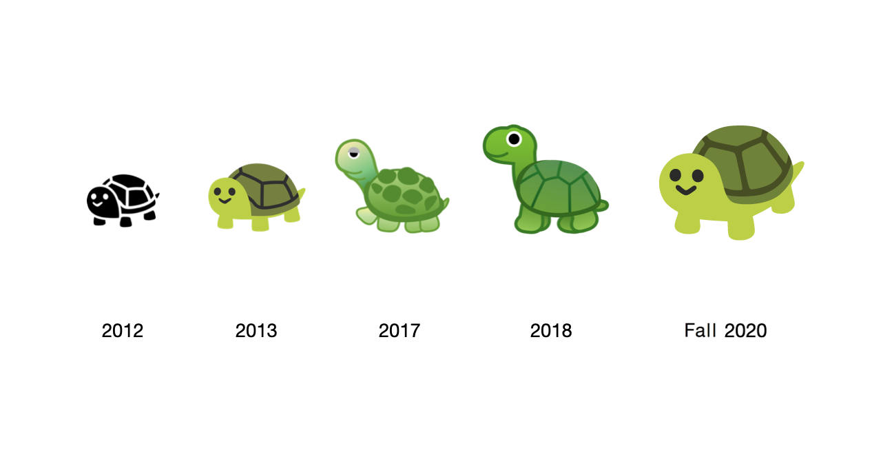 Android-11-World-Emoji-Day-Announcement-2020-Turtle-Emoji-Fall-2020