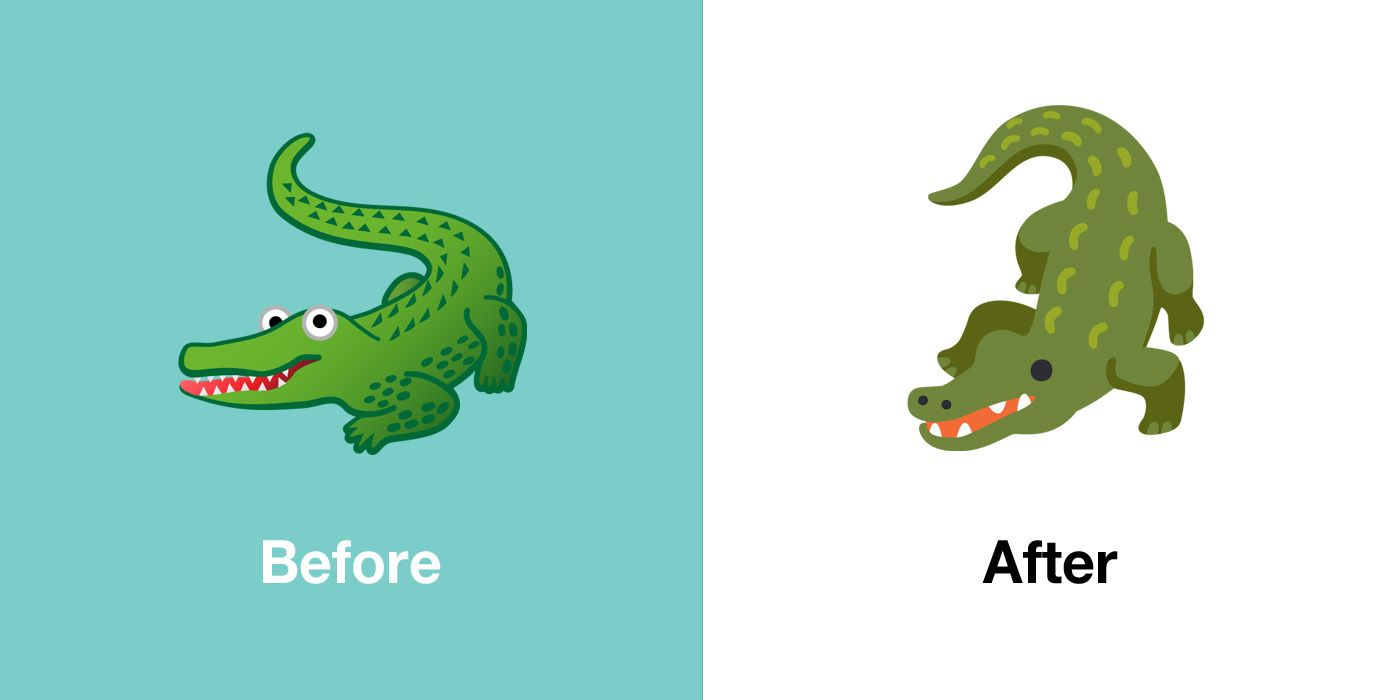 Emojipedia-Android-11_0-Changed-Emojis-Crocodile