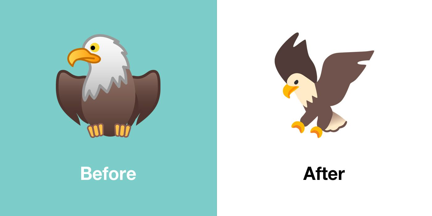 Emojipedia-Android-11_0-Changed-Emojis-Eagle
