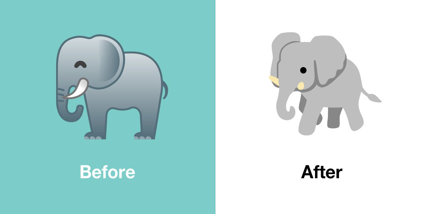 Emojipedia-Android-11_0-Changed-Emojis-Elephant