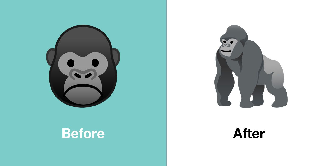 Emojipedia-Android-11_0-Changed-Emojis-Gorilla