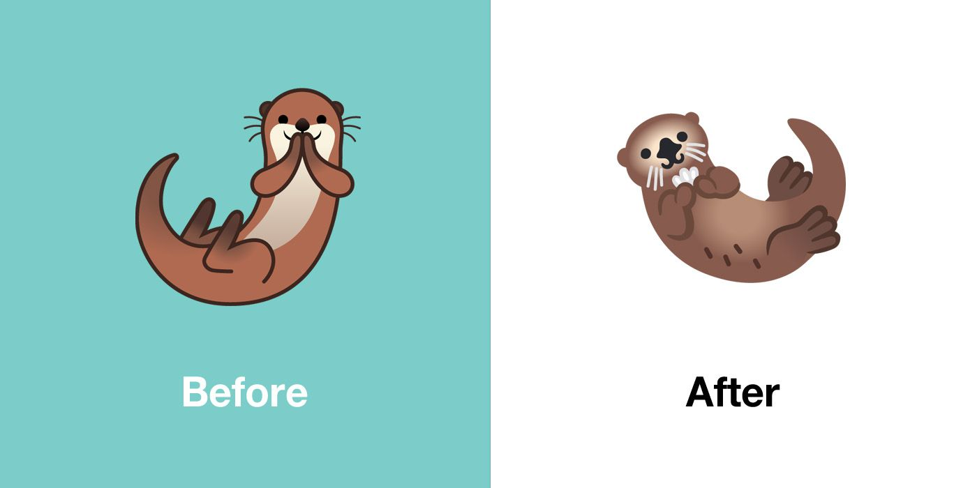 Emojipedia-Android-11_0-Changed-Emojis-Otter
