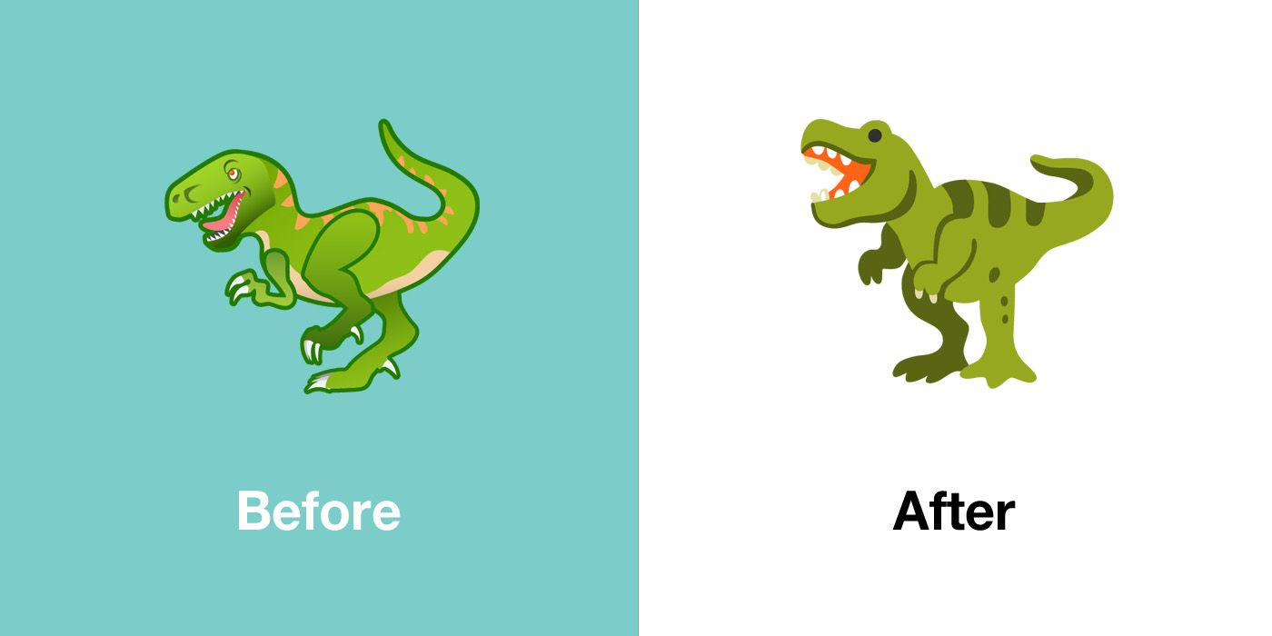 Emojipedia-Android-11_0-Changed-Emojis-T-Rex