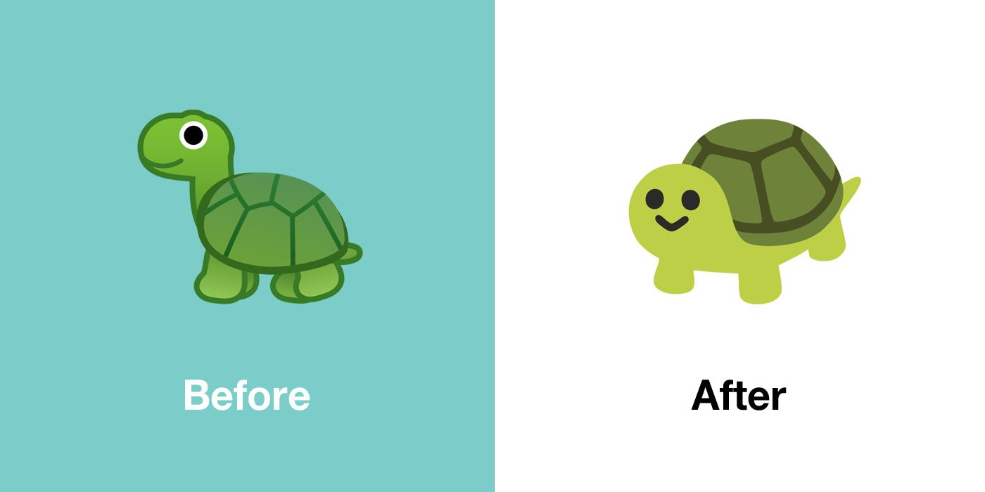 Emojipedia-Android-11_0-Changed-Emojis-Turtle