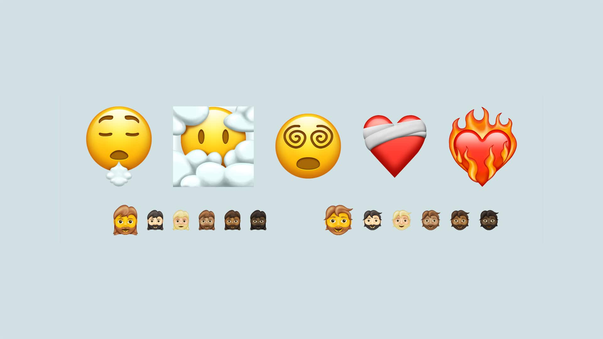 217 New Emojis In Final List For 2021