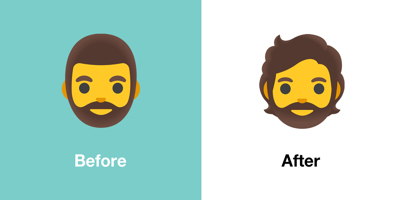 Emojipedia-Google-December-2020-Pixel-Feature-Drop-Changed-Person-Beard