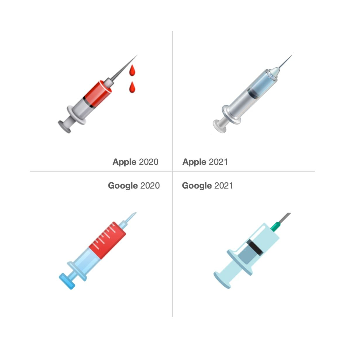 apple-google-syringe-emoji-updates-2020-2021