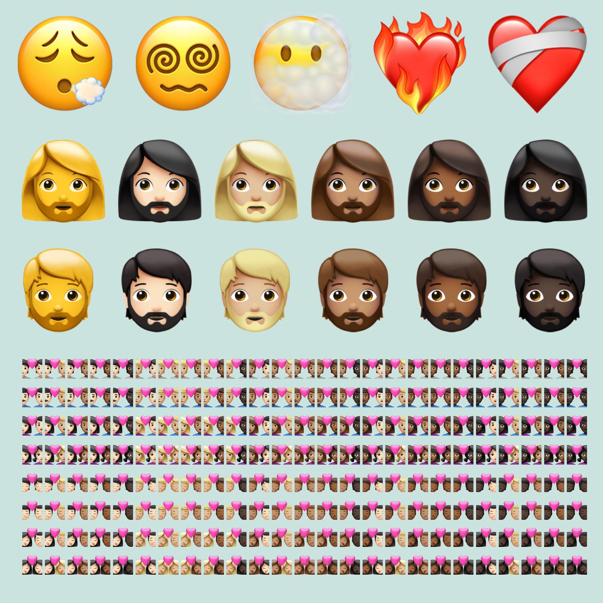 Emojipedia-iOS-14.5-Emoji-Changelog-All-New-Emoji-13_1-Emojis-3
