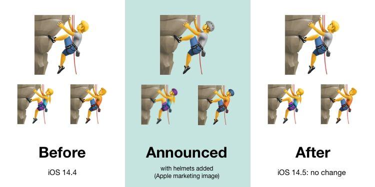 Emojipedia-Apple-iOS-14.5-Changelog-Comparison-Climber-Helmet