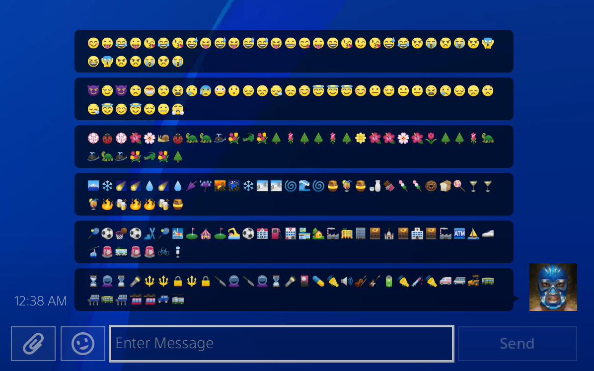 PS4-Emoji-Display
