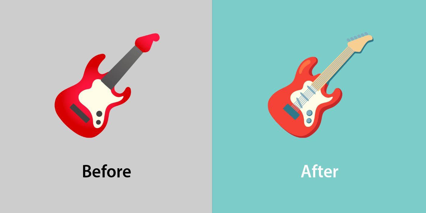 Emojipedia-Android-12_0-Changed-Emojis-Comparison-Guitar-1