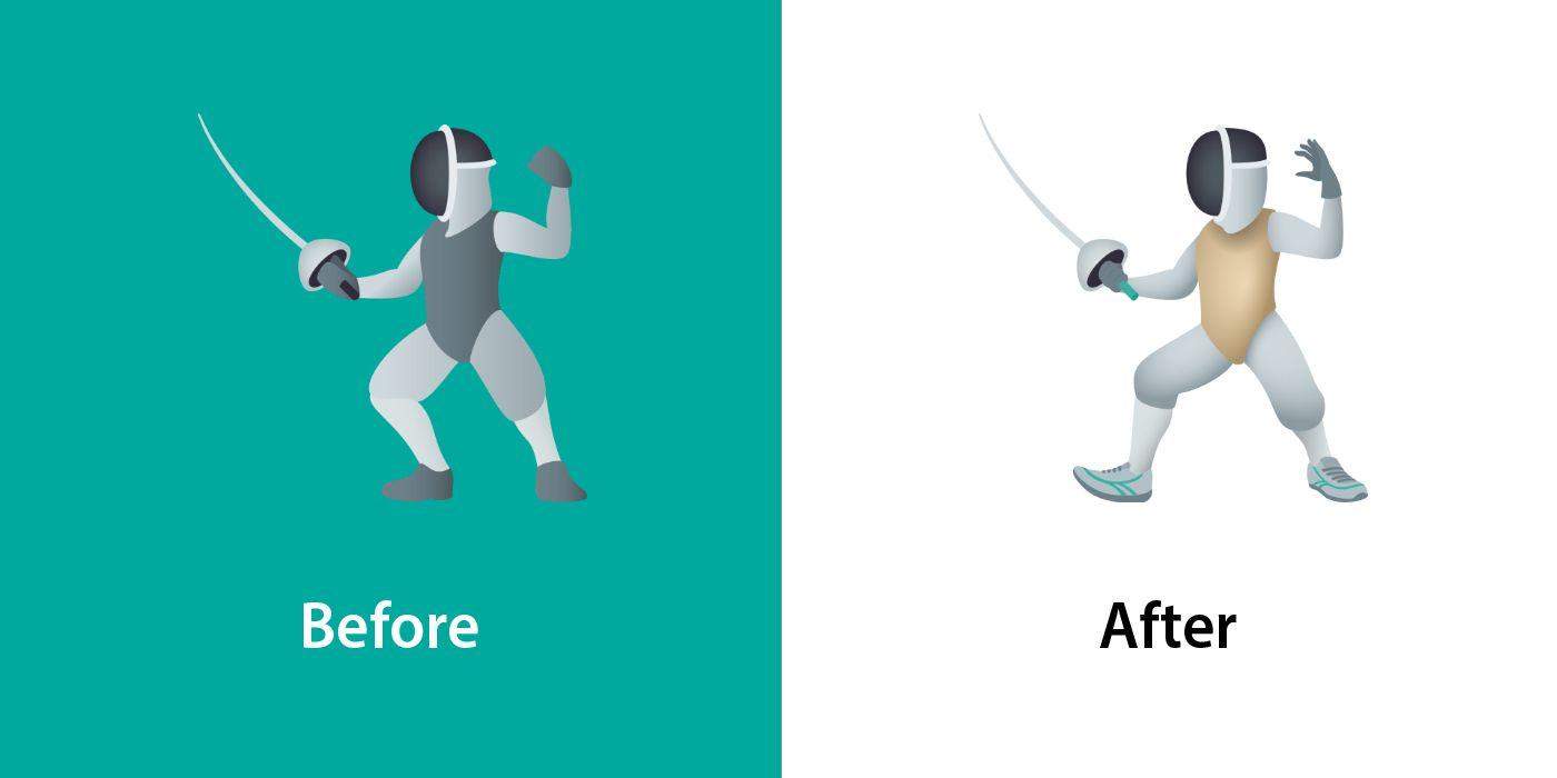 Emojipedia-JoyPixels-6_6-Changed-Emoji-Fencer