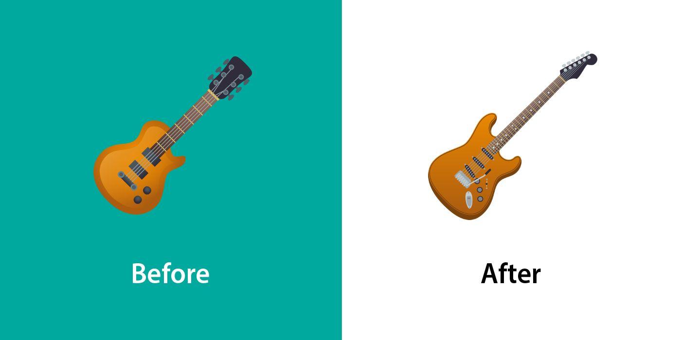 Emojipedia-JoyPixels-6_6-Changed-Emojis-Guitar
