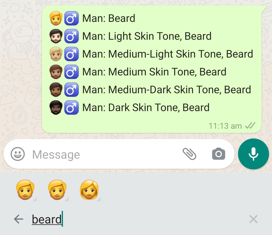 Emojipedia-WhatsApp-For-Android-Man-Beard-Parts