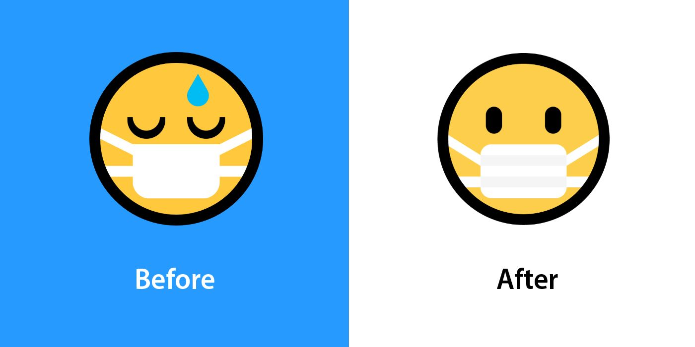 Emojipedia-Windows-11-Changelog-Comparison-Face-With-Medical-Mask