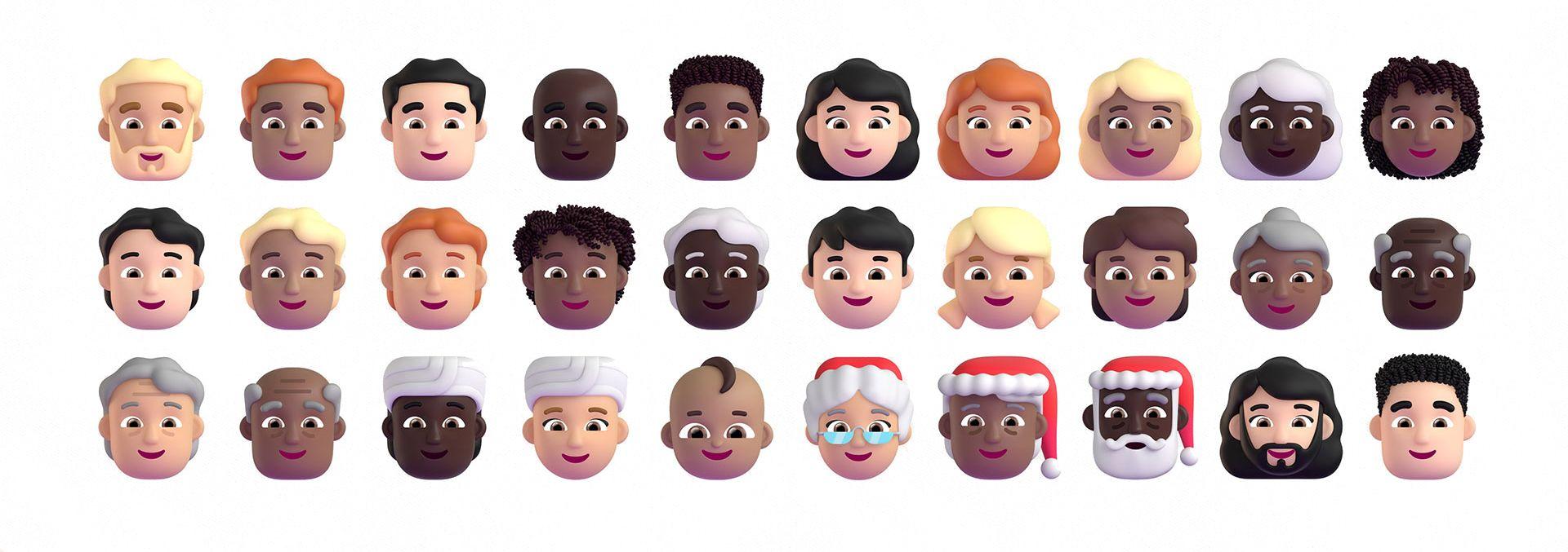 Emojipedia-Windows-11-Fluent-People-Skin-Tone-Versions
