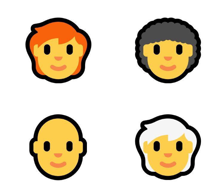 Emojipedia-Windows-11-New-Emojis-New-Hair-Style