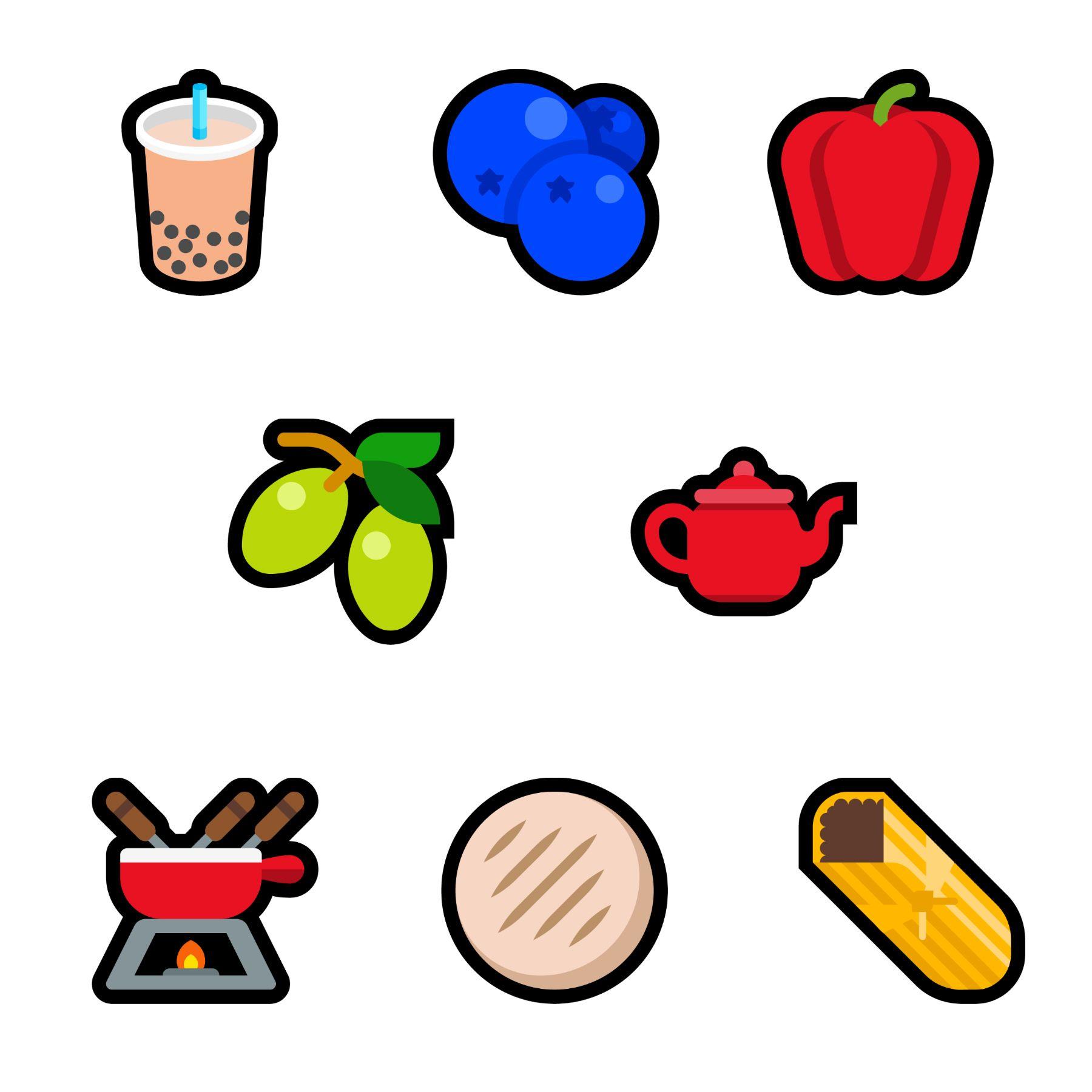 Emojipedia-Windows-11-New-Food-Emojis