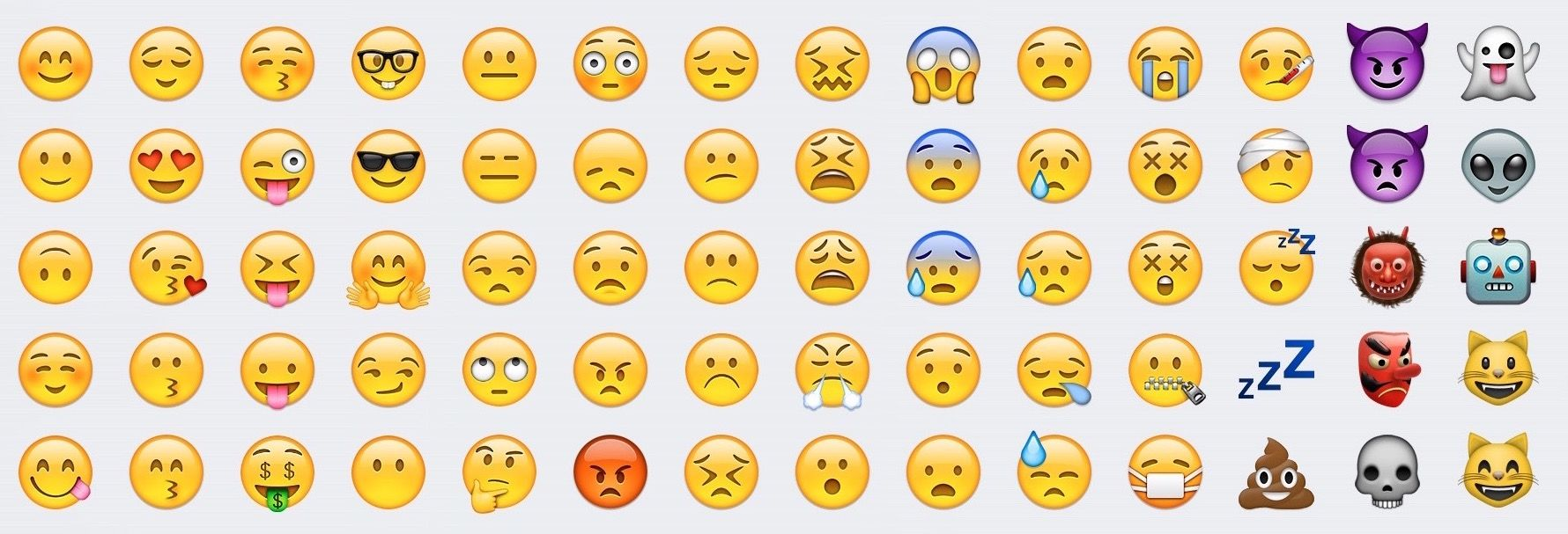 iOS 9.1 includes new emojis