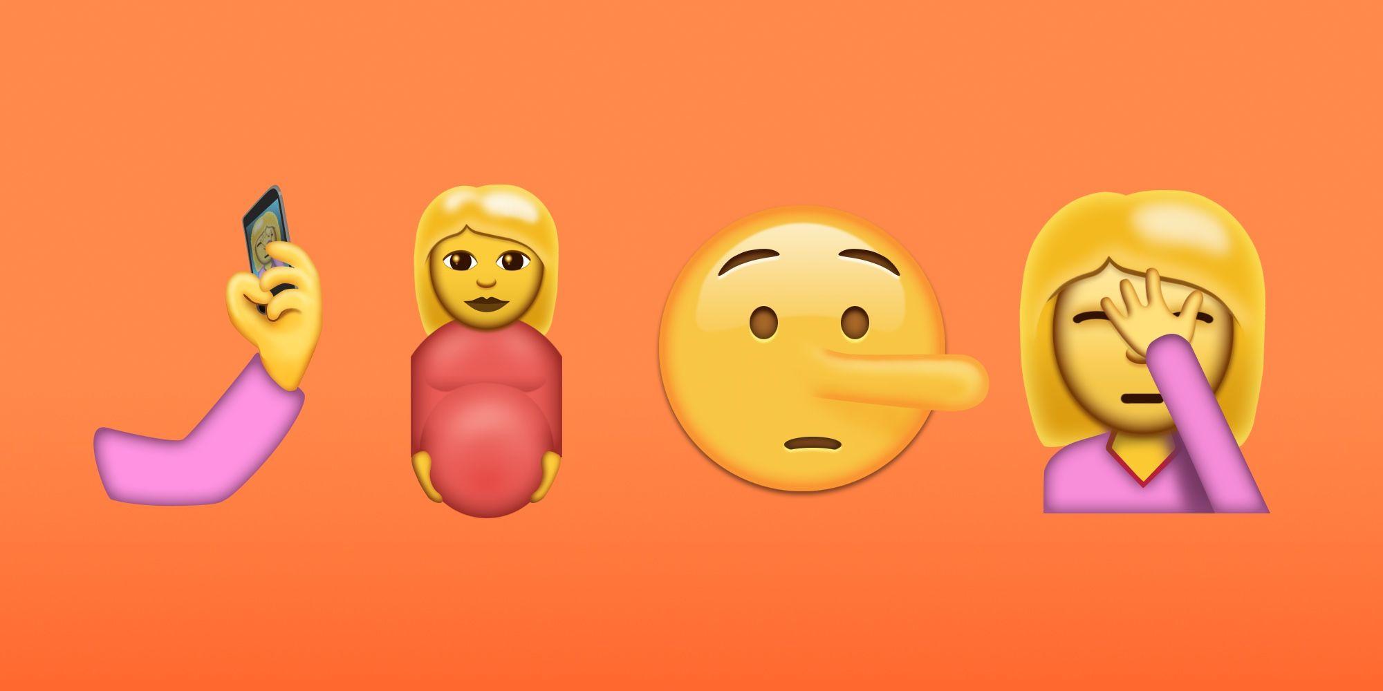 New Unicode 9 Emojis