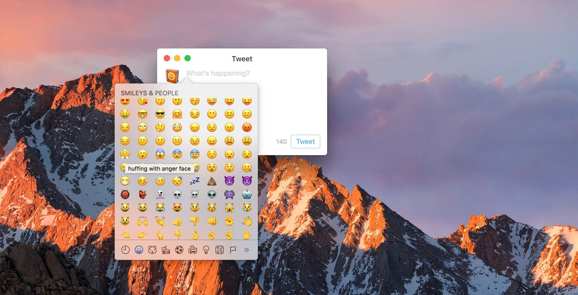 Unicode Names Replaced in macOS Sierra