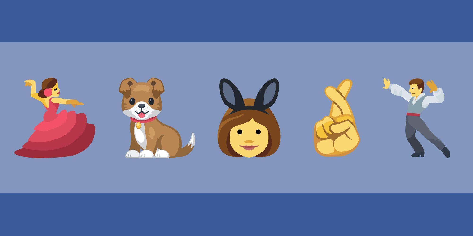 Facebook Completes Emoji Update