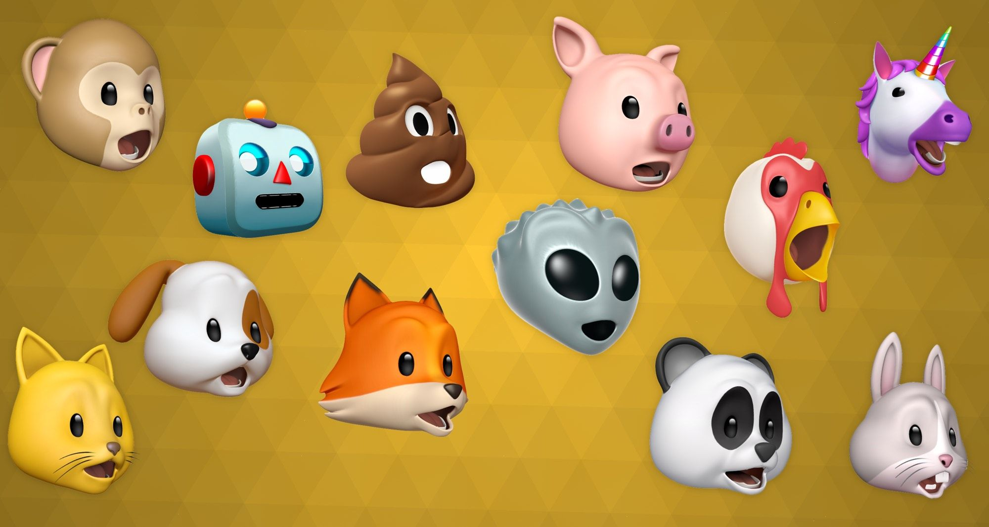 Animoji: We Did Not Expect This
