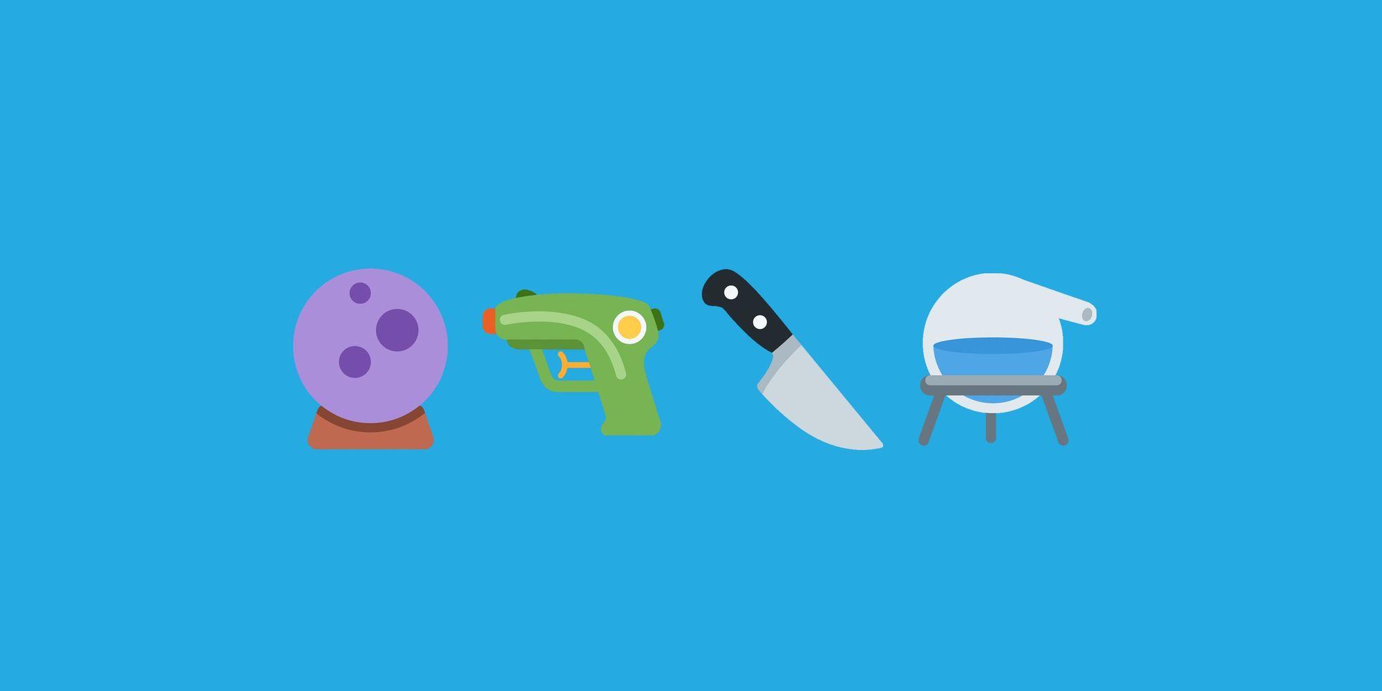 Twemoji 2.6 Emoji Changelog