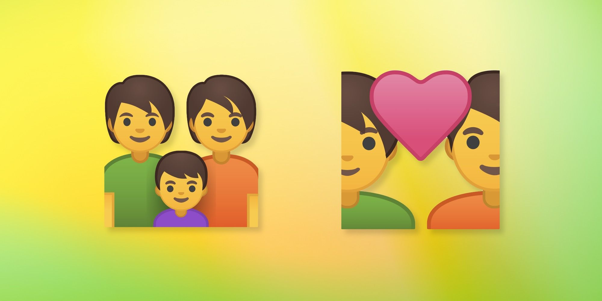 Inclusive Emojis Coming Back to Android
