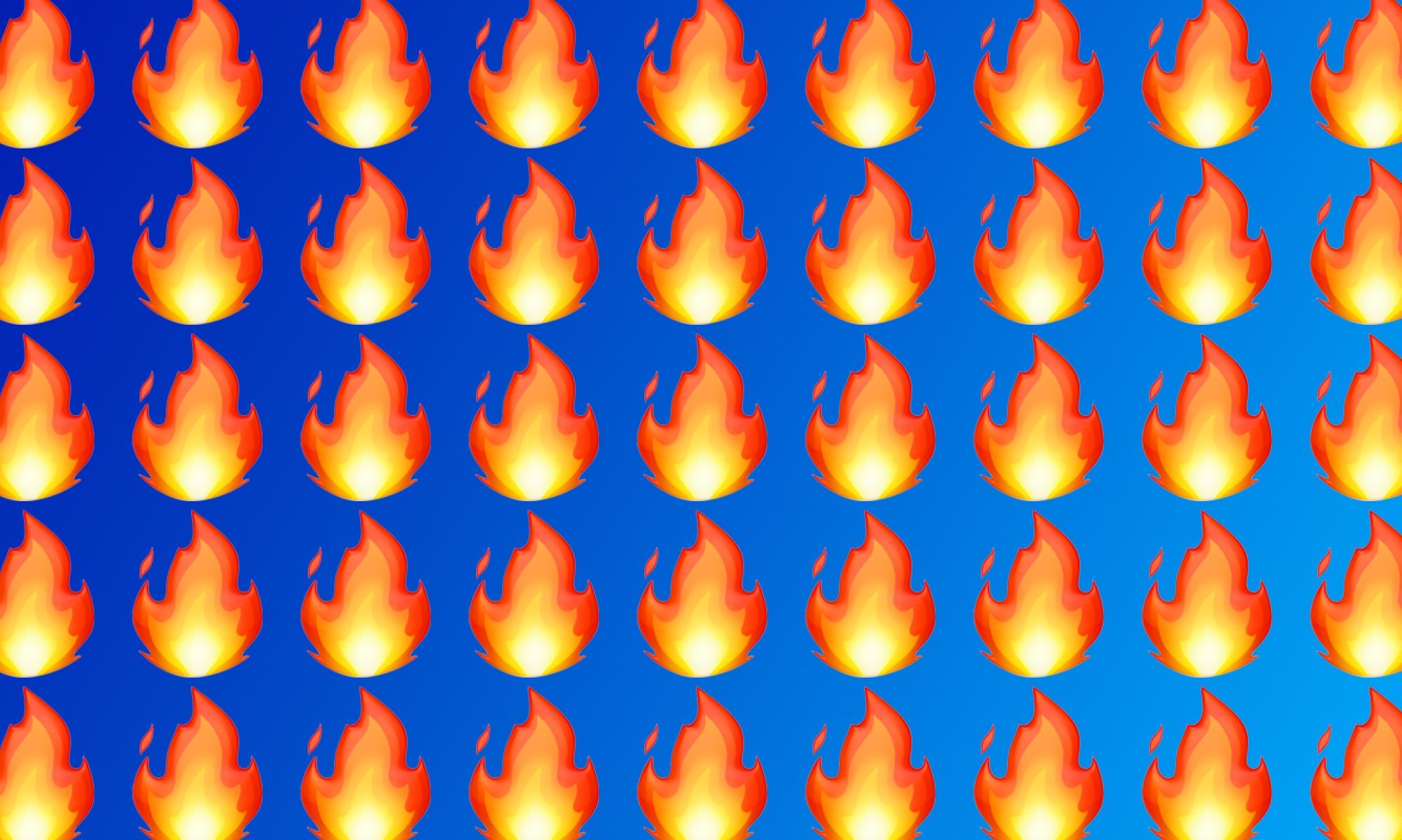 Emojiology: 🔥 Fire