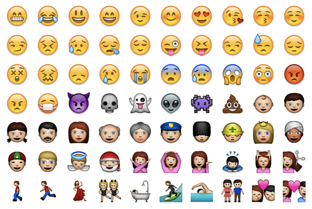Who Created The Original Apple Emoji Set?