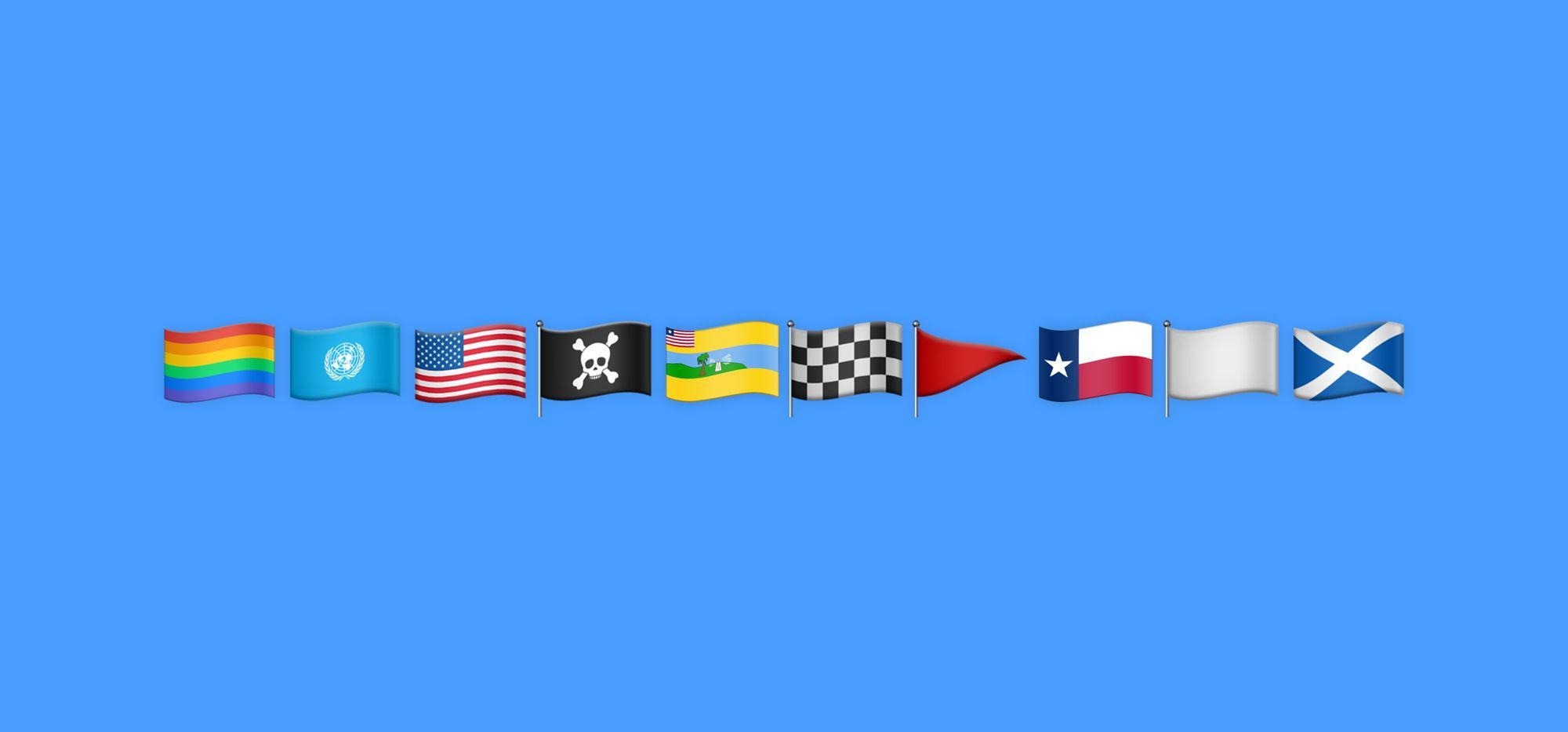 Emoji Flags Explained