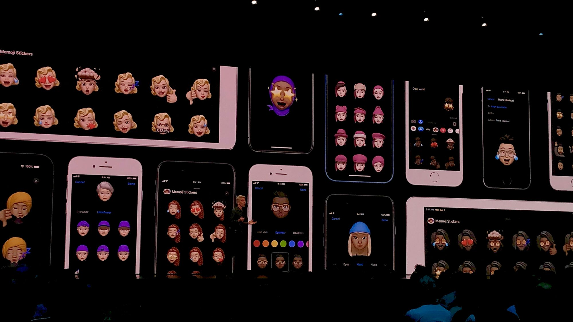 Memoji Upgrades Coming to iOS 13