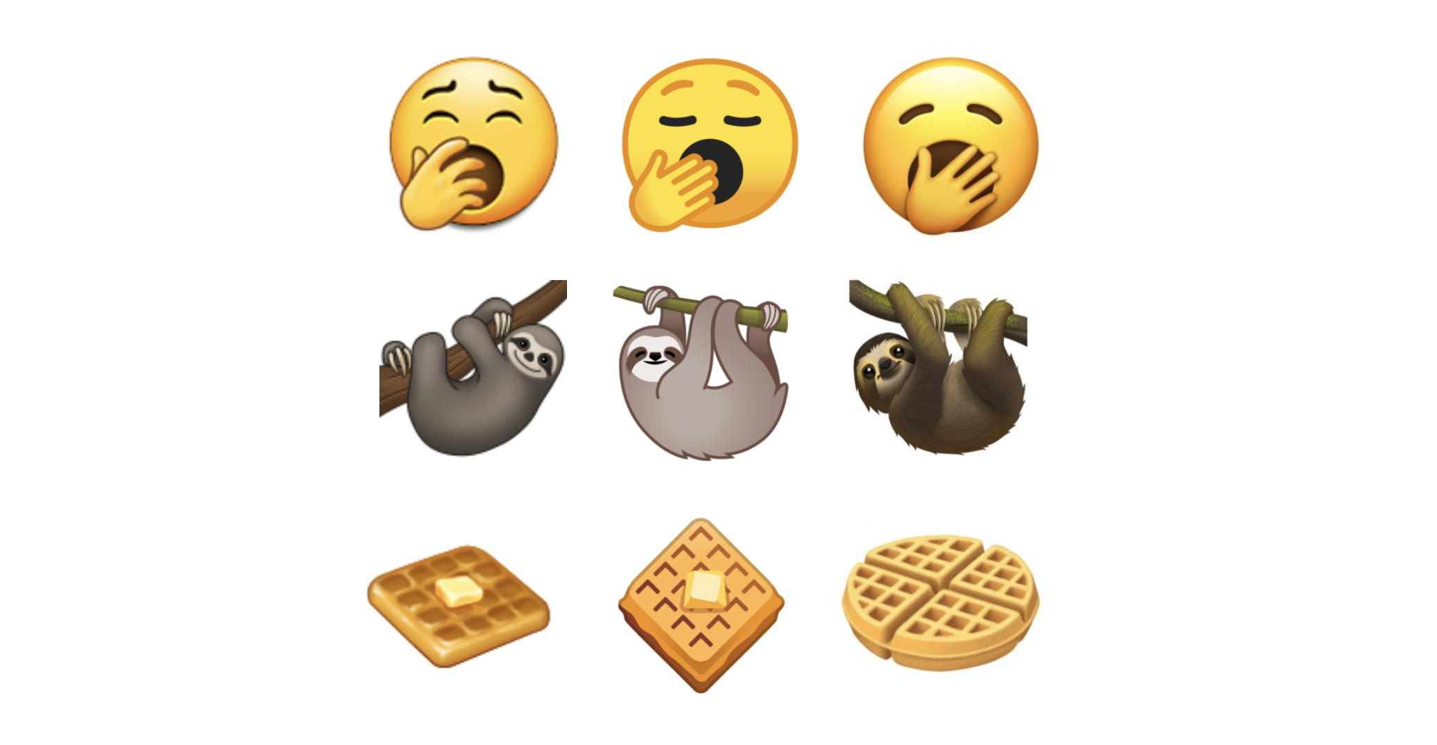 When are the new emojis coming out?