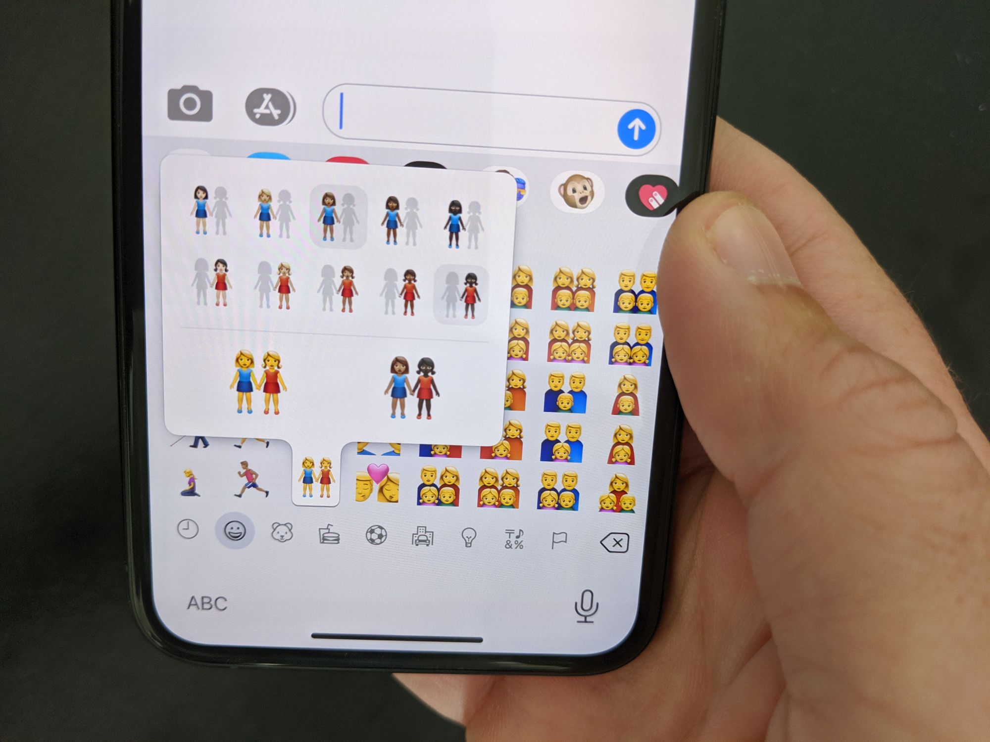 iOS 13.2 Emoji Changelog